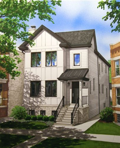 Photo of 3752 N Claremont Avenue, Chicago, IL 60618 (MLS # 11130191)
