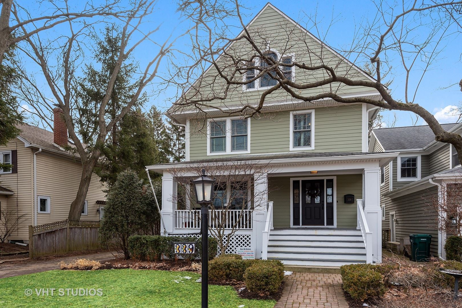 339 Maple Avenue, Wilmette, IL 60091 - #: 10659191