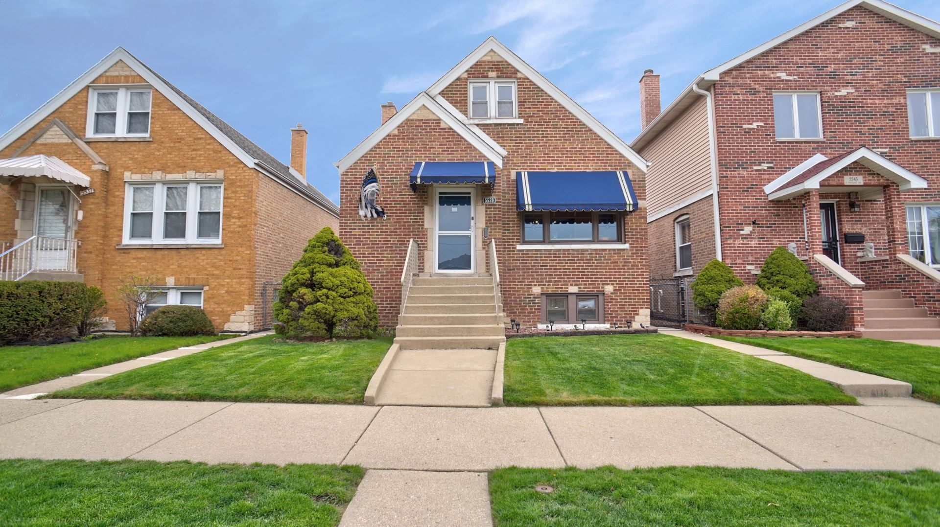5539 S Normandy Avenue, Chicago, IL 60638 - #: 10711191