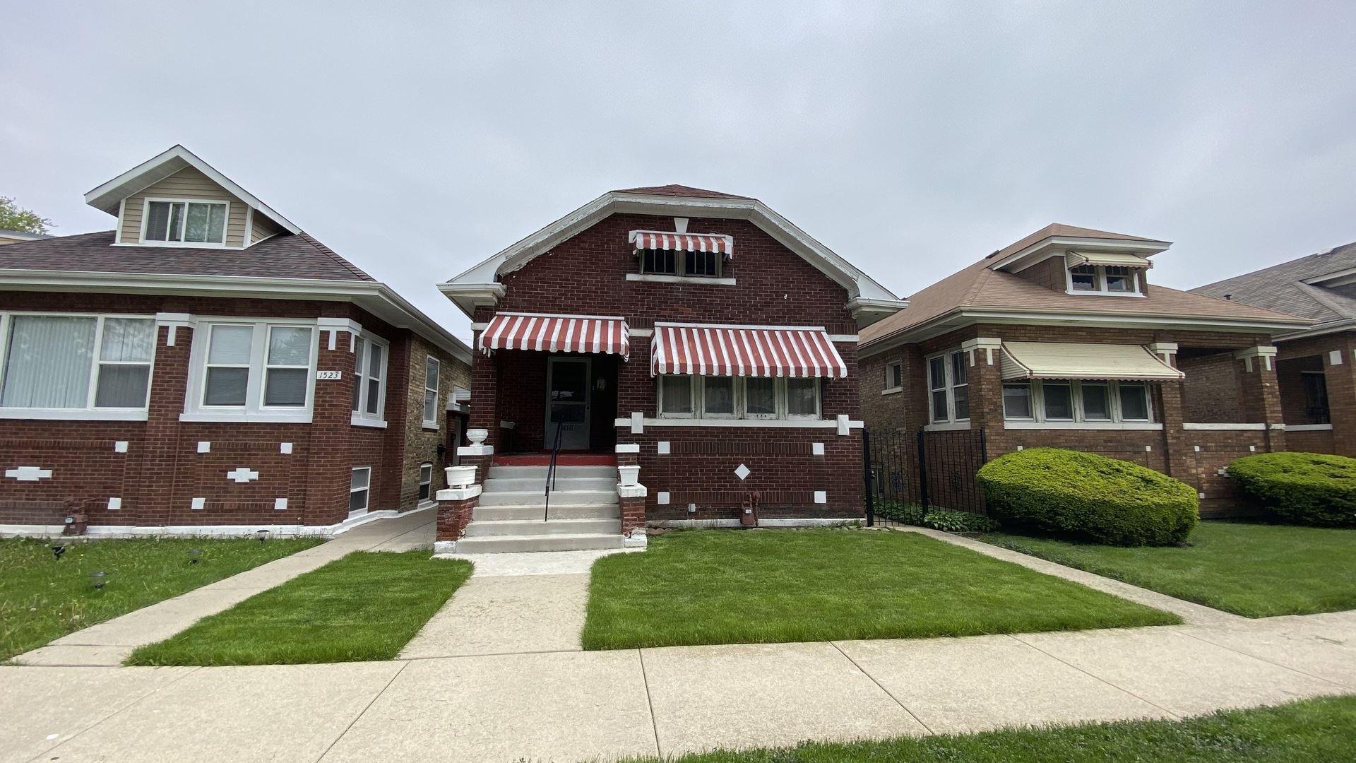 1521 N Monitor Avenue, Chicago, IL 60651 - MLS#: 10751191