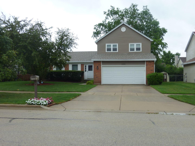 1105 John Drive, Hoffman Estates, IL 60169 - #: 11190191