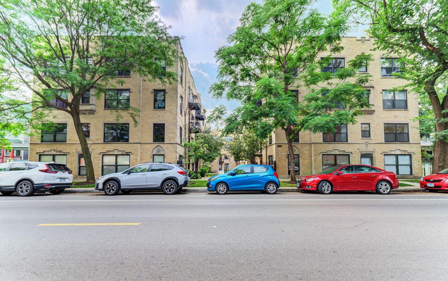 4444 N DAMEN Avenue #2E, Chicago, IL 60618 - #: 11224191