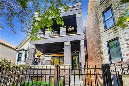 Photo of 3214 N Seminary Avenue #1, Chicago, IL 60657 (MLS # 10842192)
