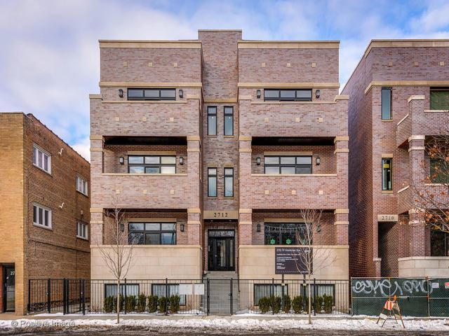 2712 West Montrose Avenue #2E, Chicago, IL 60618 - #: 10654192