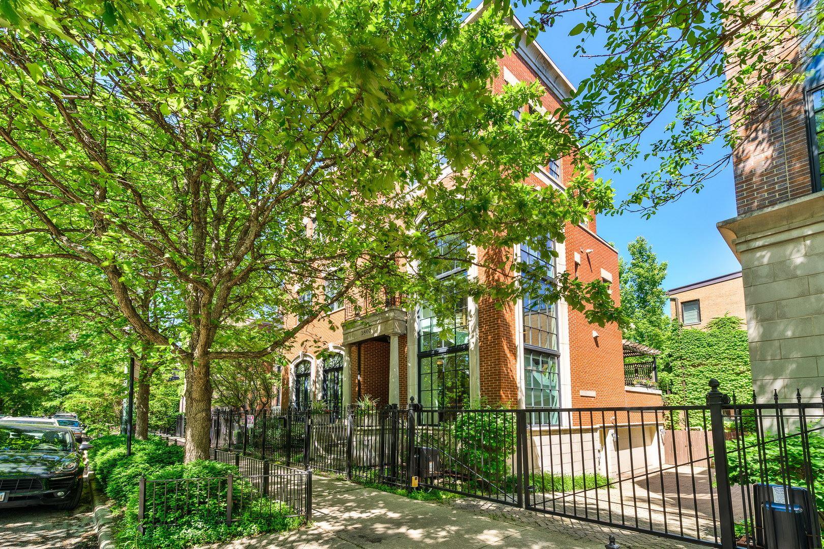 1807 N Fremont Street, Chicago, IL 60614 - #: 10809192