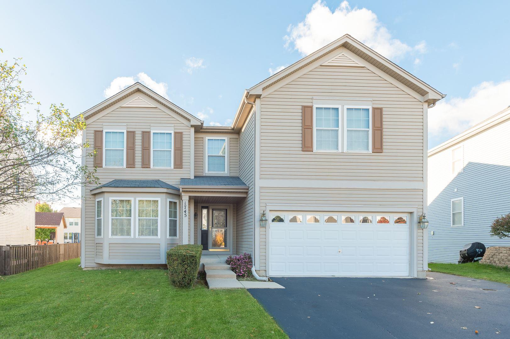 1745 Stonegate Drive, Montgomery, IL 60538 - #: 10910193