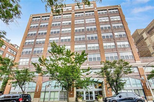 Photo of 933 W Van Buren Street #504, Chicago, IL 60607 (MLS # 11160194)