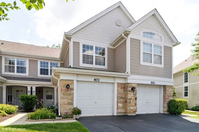 872 Pembrook Court UNIT 0, Carol Stream, IL 60188 - #: 10474194