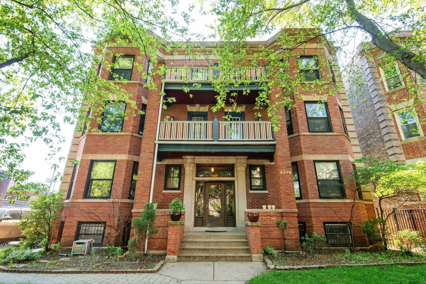 4616 N Racine Avenue #1R, Chicago, IL 60640 - #: 10661195