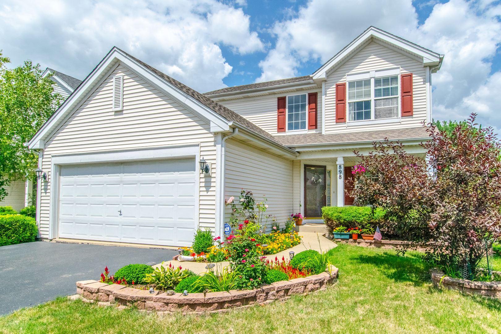 898 Lakestone Lane, Aurora, IL 60504 - #: 10811195