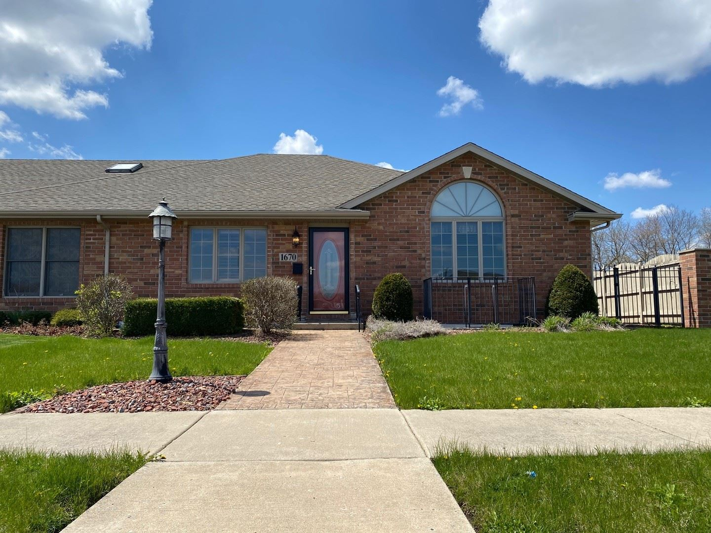 1670 Kirsten Lee Drive #4, Wilmington, IL 60481 - #: 10697196