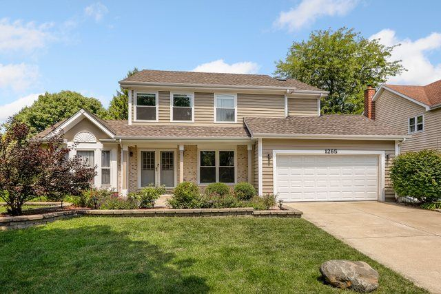 1265 Ashton Lane, Naperville, IL 60540 - #: 10800196