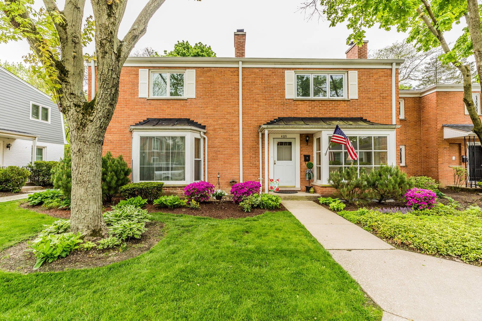 489 Old Surrey Road S, Hinsdale, IL 60521 - #: 10723197