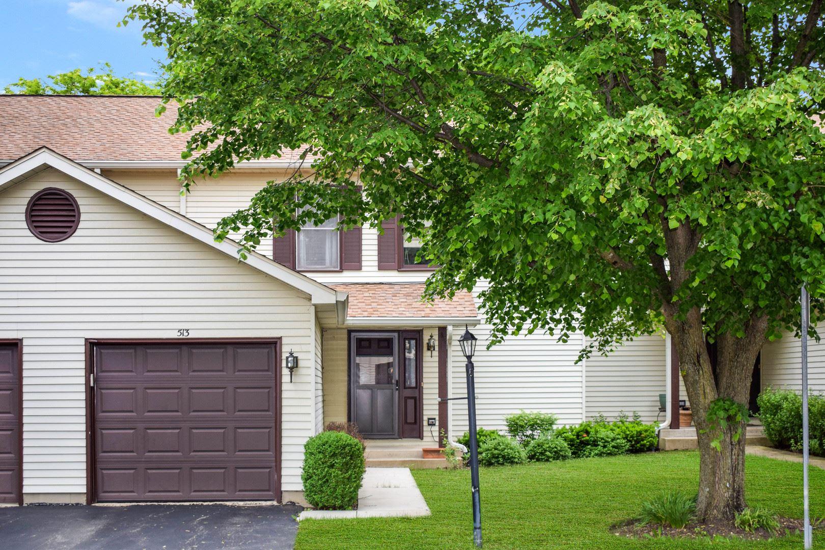 513 Villa Circle Drive, Palatine, IL 60067 - #: 10735197