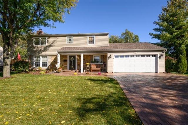 515 N Braintree Drive, Schaumburg, IL 60194 - #: 10917197