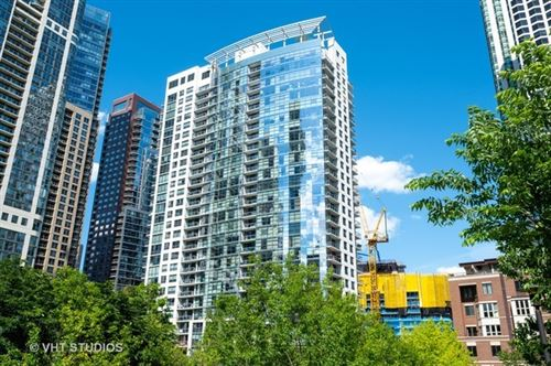 Photo of 201 N Westshore Drive #1107, Chicago, IL 60601 (MLS # 10780198)