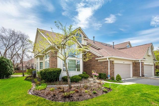 867 ISLAND Court, Deerfield, IL 60015 - #: 10705198