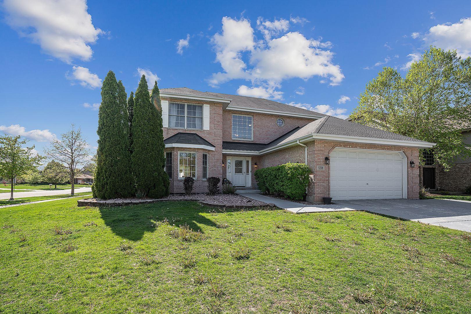 1296 Woburn Drive, Lemont, IL 60439 - MLS#: 11243198