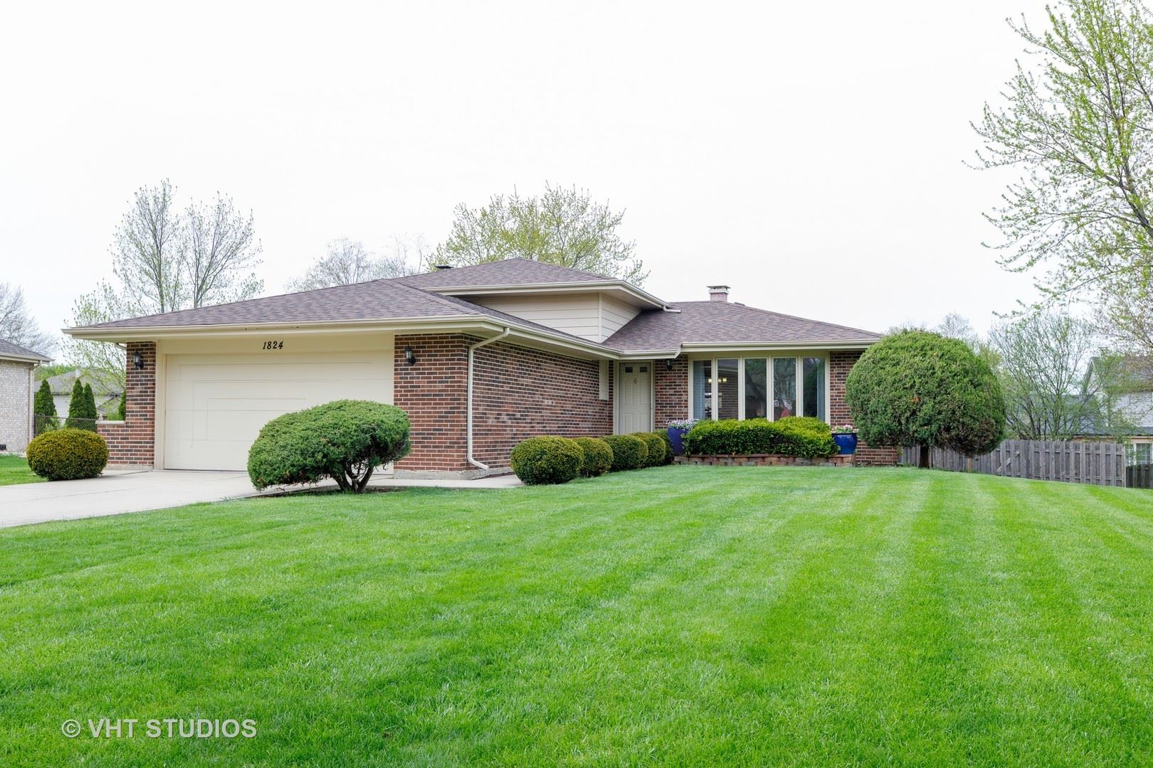 1824 Northbridge Place, Downers Grove, IL 60516 - #: 10708199