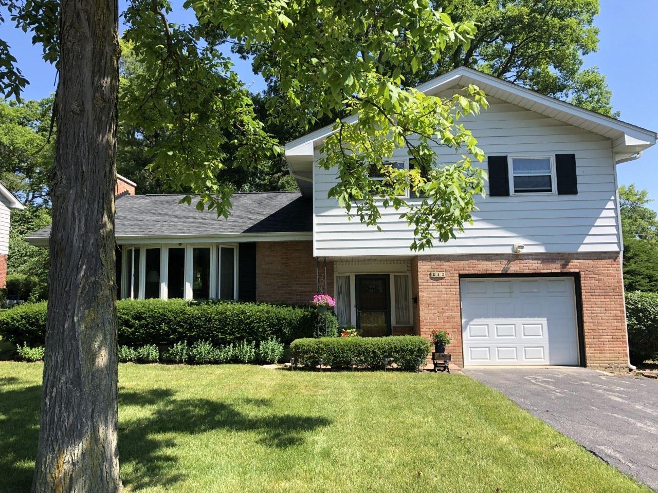 212 W Scranton Avenue, Lake Bluff, IL 60044 - MLS#: 10802200