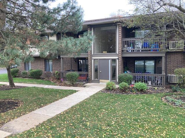 563 Somerset Lane #6, Crystal Lake, IL 60014 - #: 10918201
