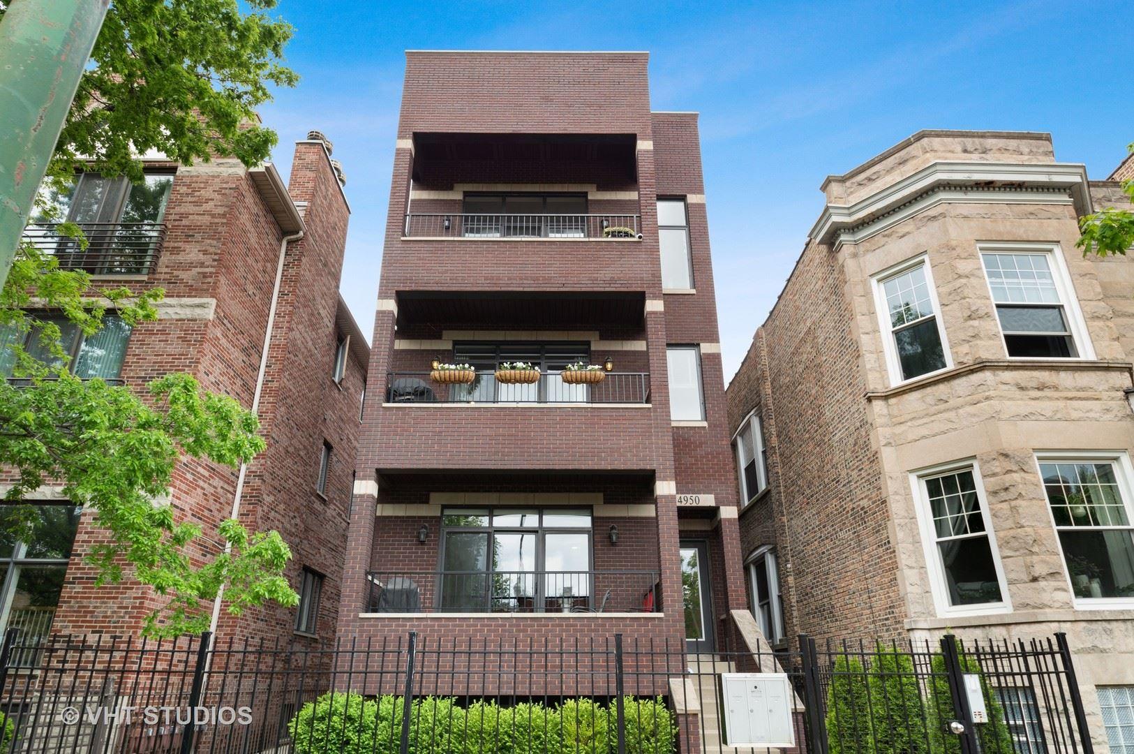 4950 N Damen Avenue #2, Chicago, IL 60625 - #: 11095201