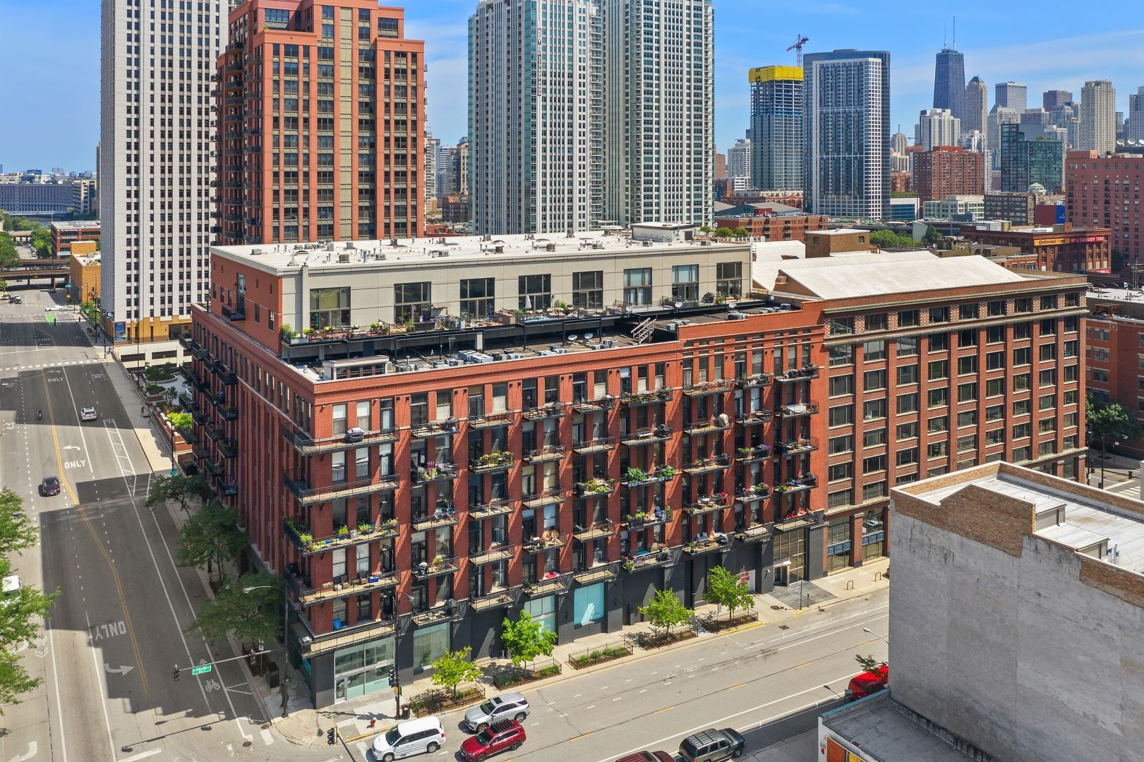 616 W Fulton Street #406, Chicago, IL 60661 - #: 11238201