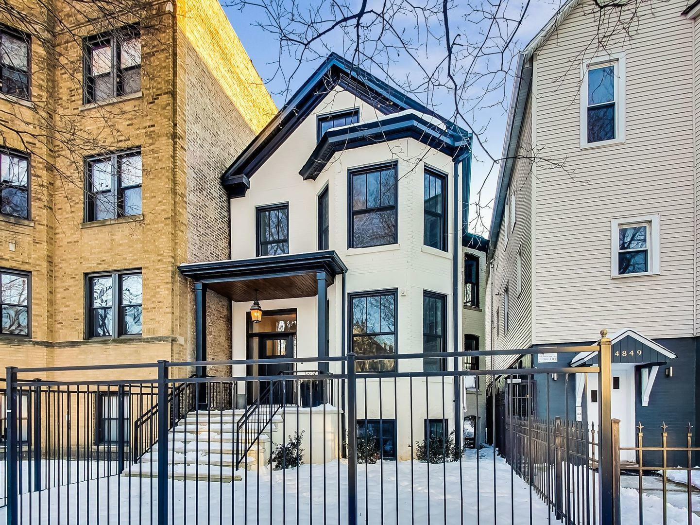 4853 N Seeley Avenue, Chicago, IL 60625 - #: 10649202