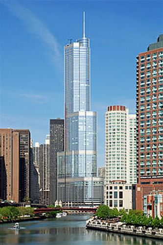 Photo of 401 N Wabash Avenue #34A, Chicago, IL 60611 (MLS # 11088203)