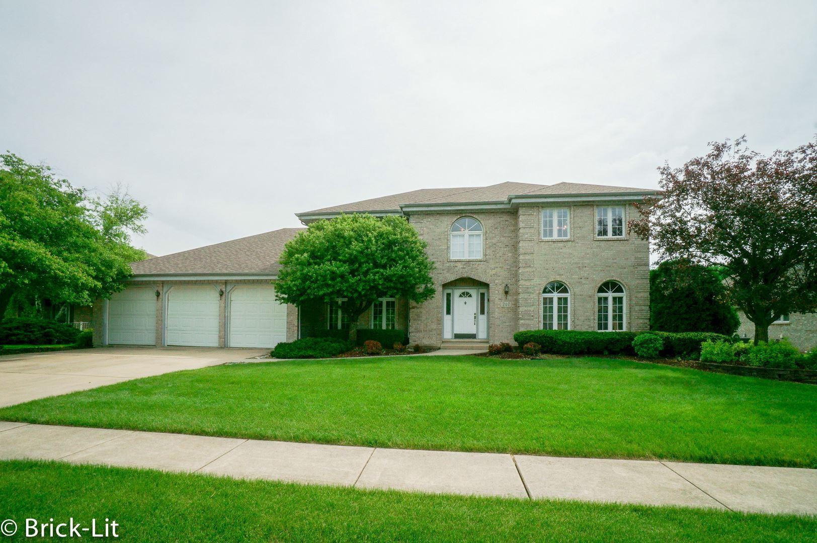 207 Grant Avenue, Frankfort, IL 60423 - #: 10763204