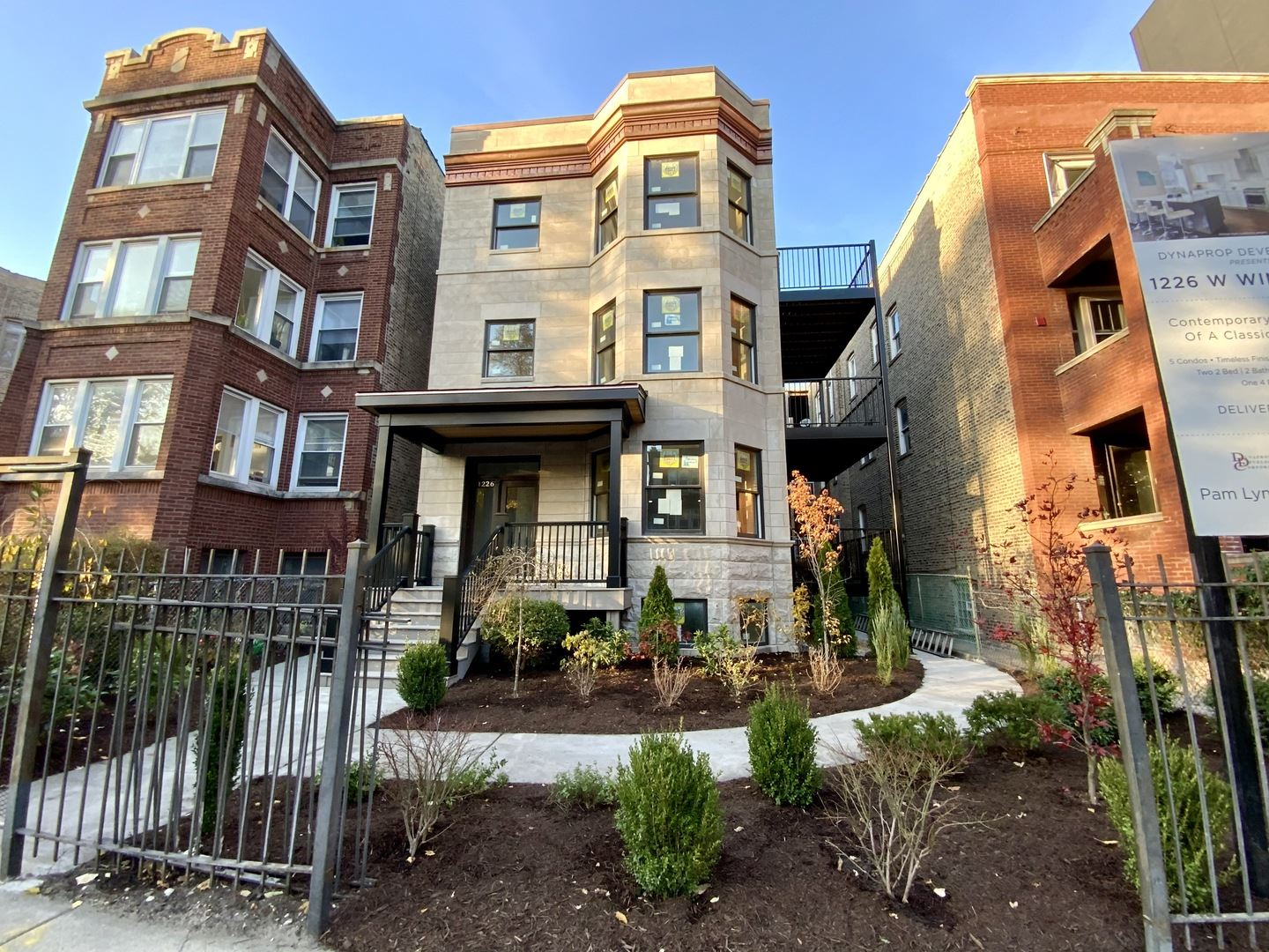 1226 W Winnemac Avenue #3S, Chicago, IL 60640 - #: 10769204