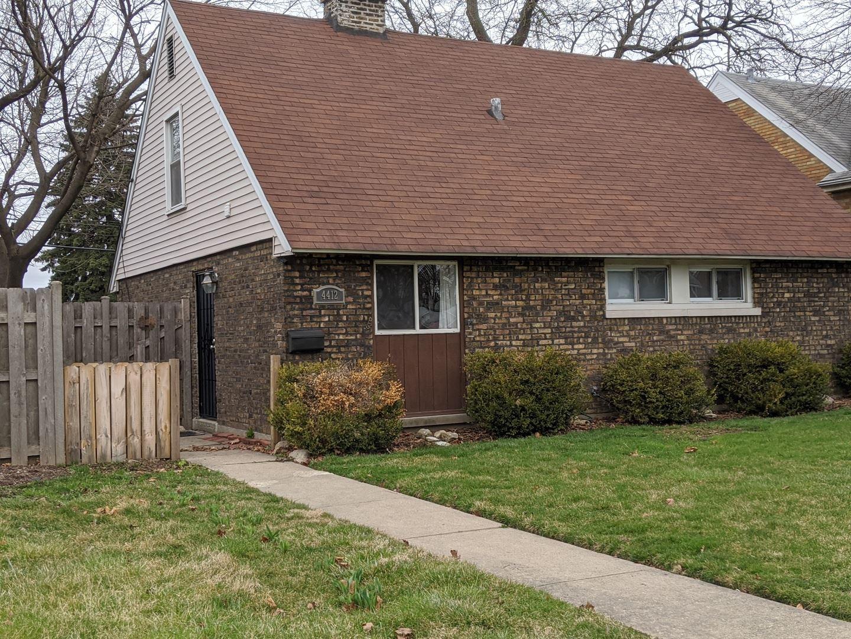 4412 Joliet Avenue, Lyons, IL 60534 - #: 10679205