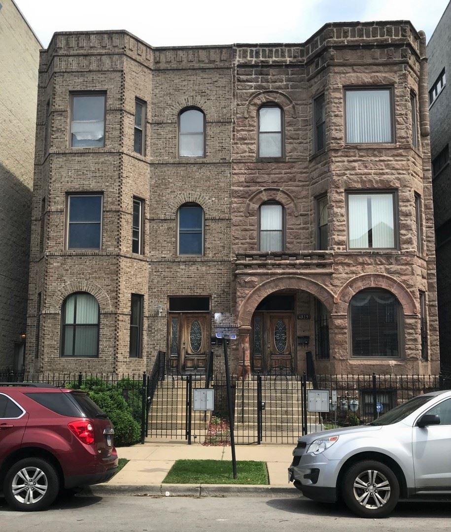 4817 S Champlain Avenue #1, Chicago, IL 60615 - #: 11208205