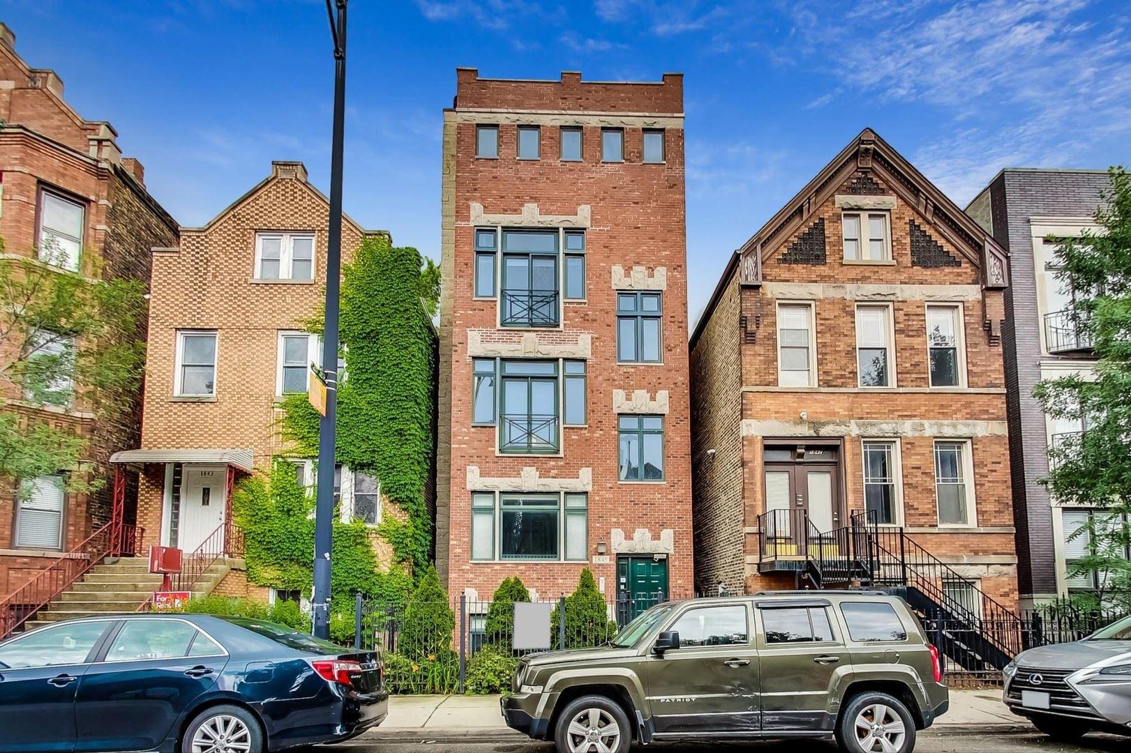 1845 W Armitage Avenue #3, Chicago, IL 60622 - MLS#: 11218205