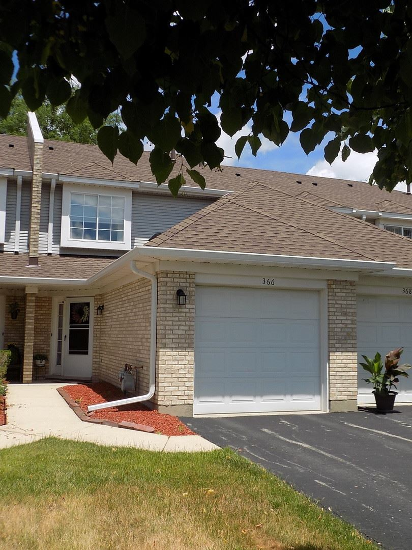366 Lakeview Circle, Bolingbrook, IL 60440 - #: 10757206