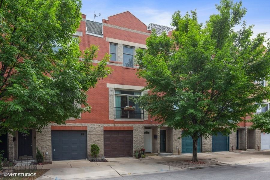 465 N ARMOUR Street, Chicago, IL 60642 - #: 10804206