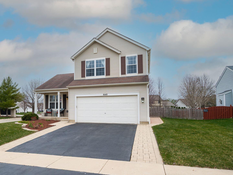 Photo of 1640 Arborwood Circle, Romeoville, IL 60446 (MLS # 11035206)