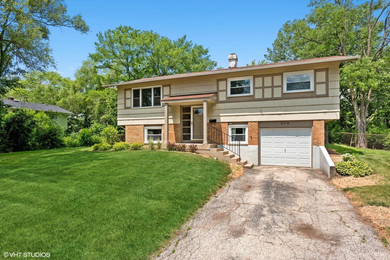 570 Briarcliff Lane, Hoffman Estates, IL 60169 - #: 11128206