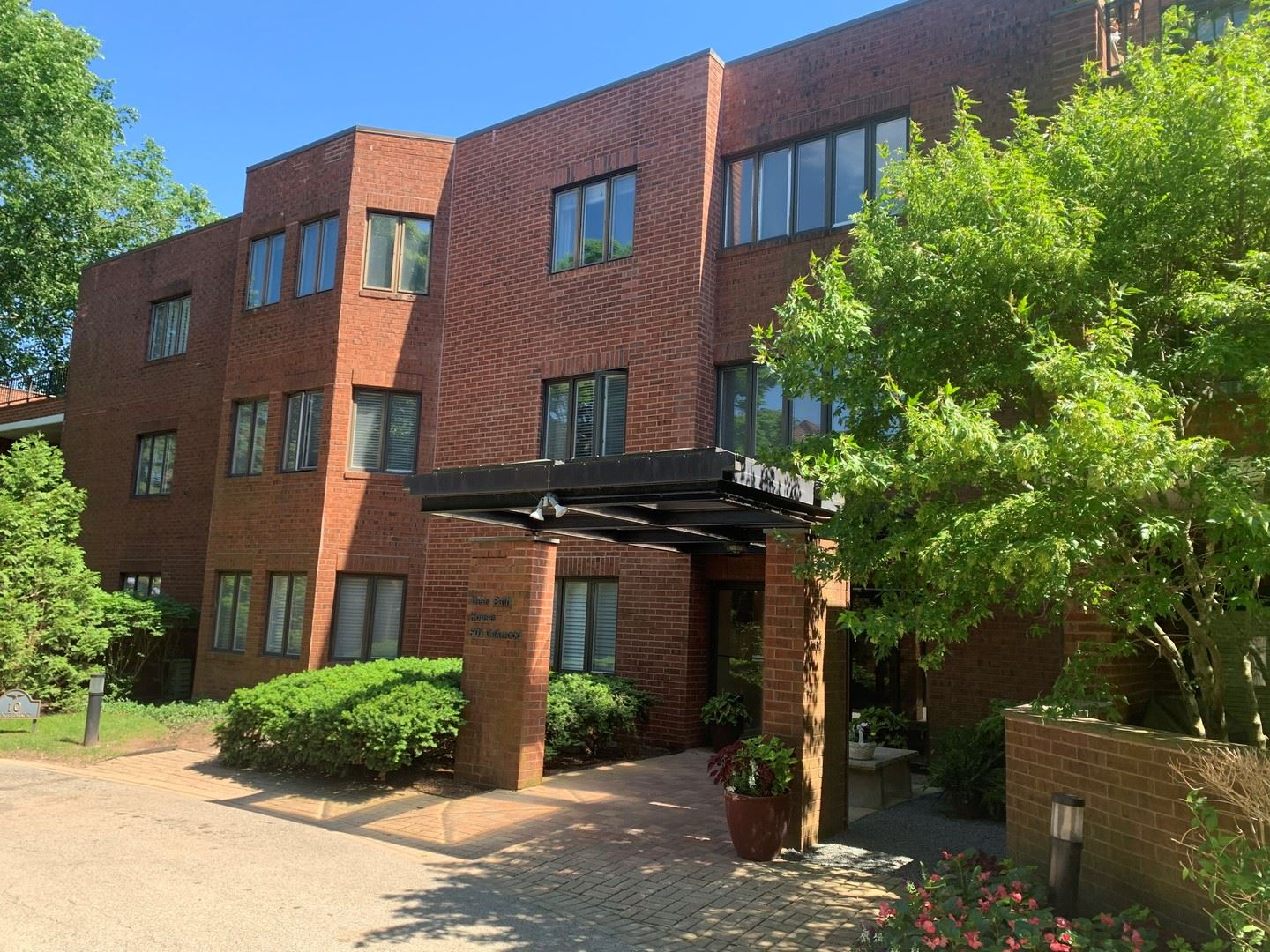 501 Oakwood Avenue #3A, Lake Forest, IL 60045 - #: 10645207