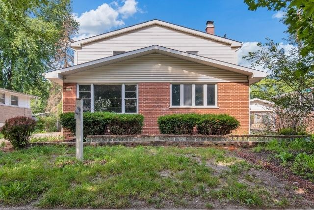 160 THELMA Lane, Chicago Heights, IL 60411 - #: 10478208