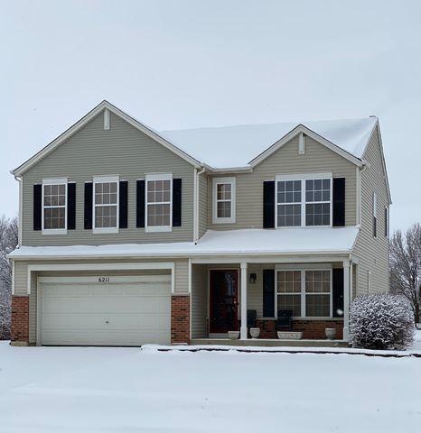 Photo of 6211 CEDAR RIDGE Drive, Plainfield, IL 60586 (MLS # 10640210)