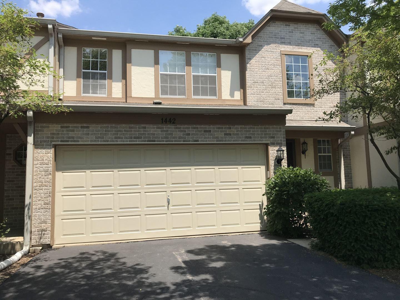 1442 W Sapphire Drive, Hoffman Estates, IL 60192 - #: 10755210