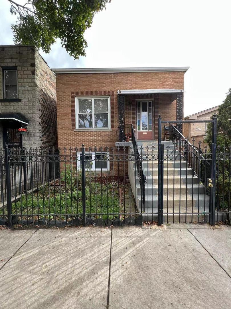 3345 S Racine Avenue, Chicago, IL 60608 - #: 11023210