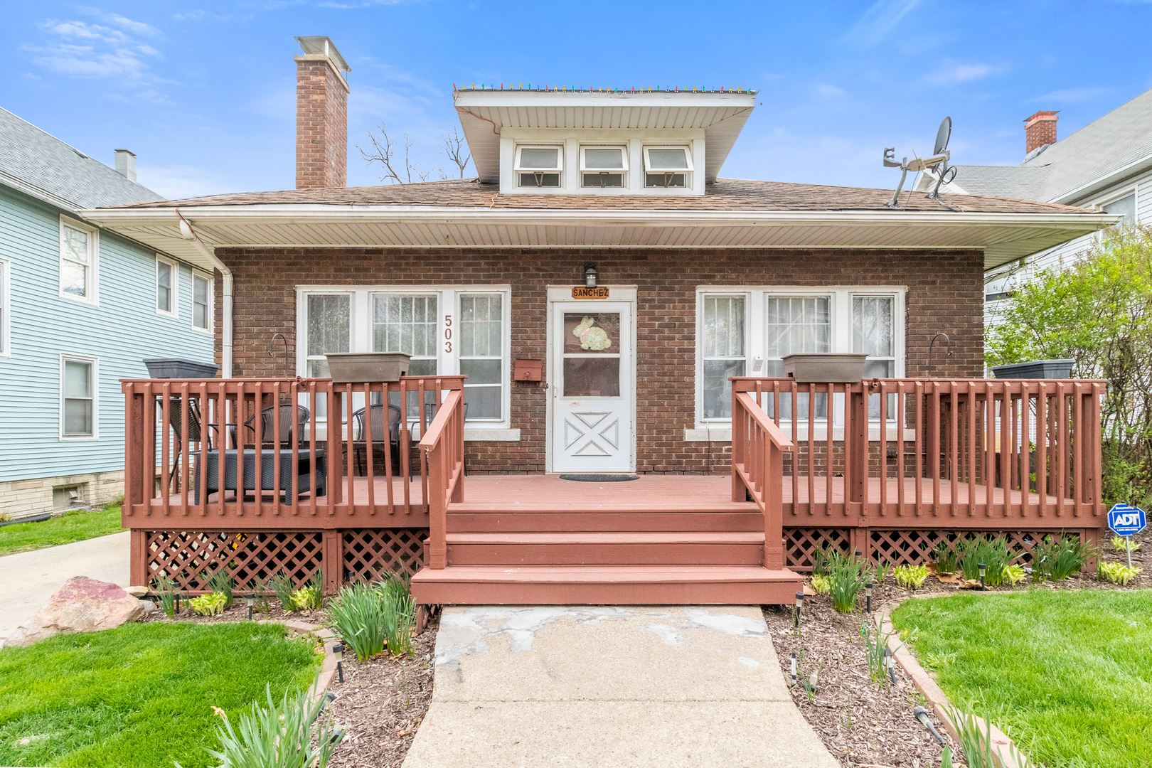 Photo of 503 High Street, Joliet, IL 60432 (MLS # 11061211)