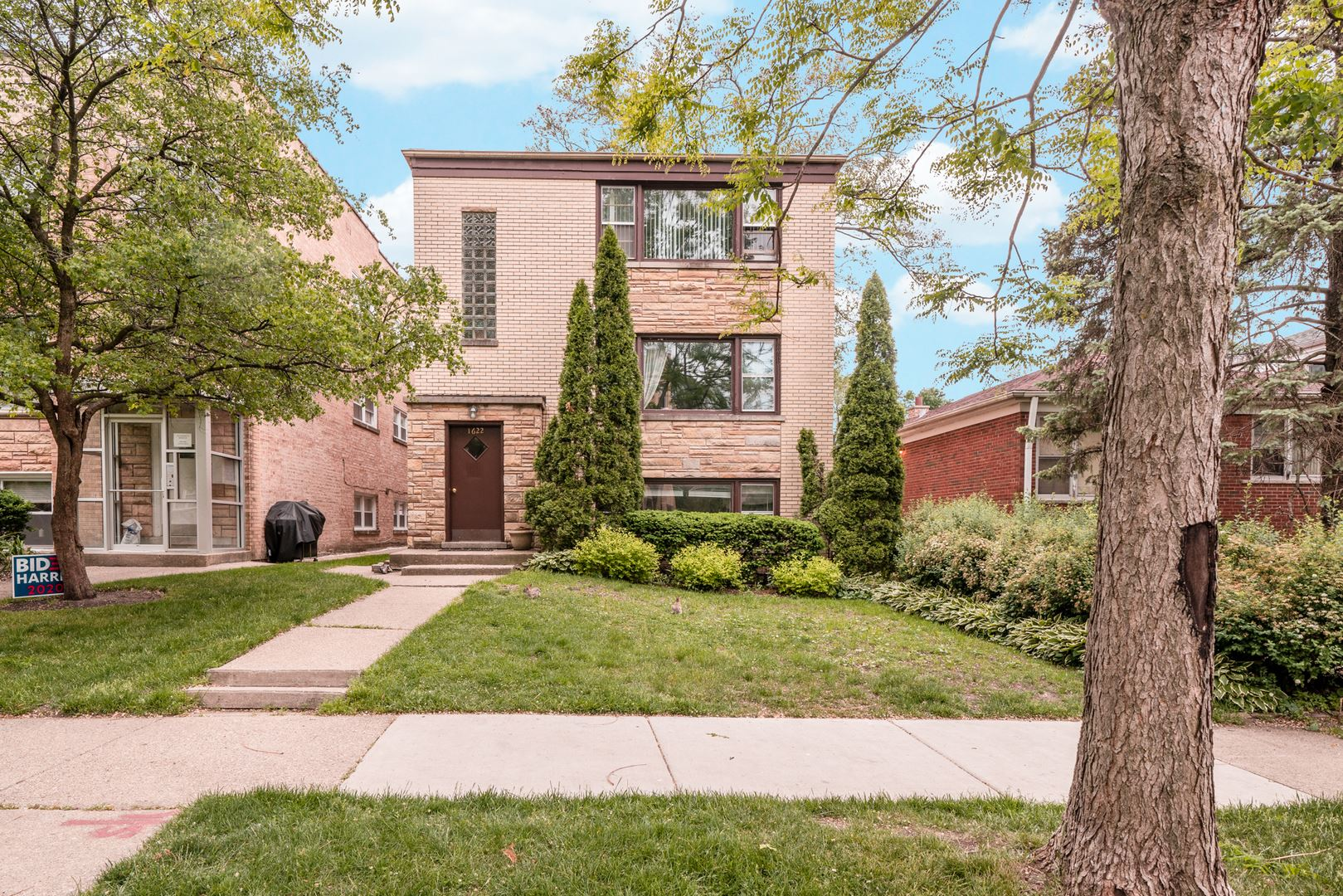 1622 Monroe Street, Evanston, IL 60202 - #: 11219211