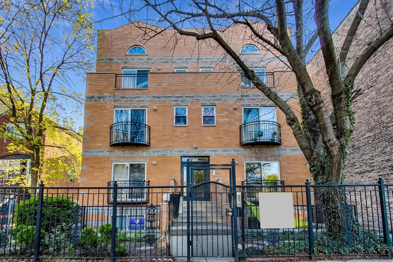 1506 N CAMPBELL Avenue #1N, Chicago, IL 60622 - #: 10715212
