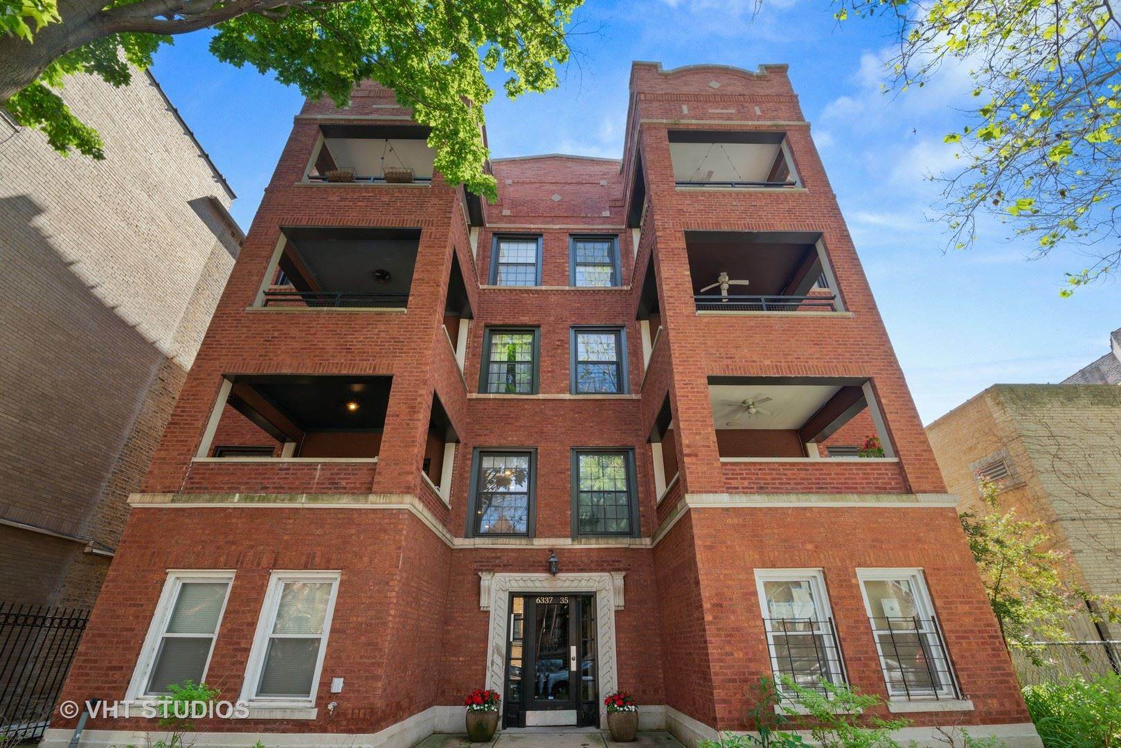 6337 N MAGNOLIA Avenue #1, Chicago, IL 60660 - #: 10786212