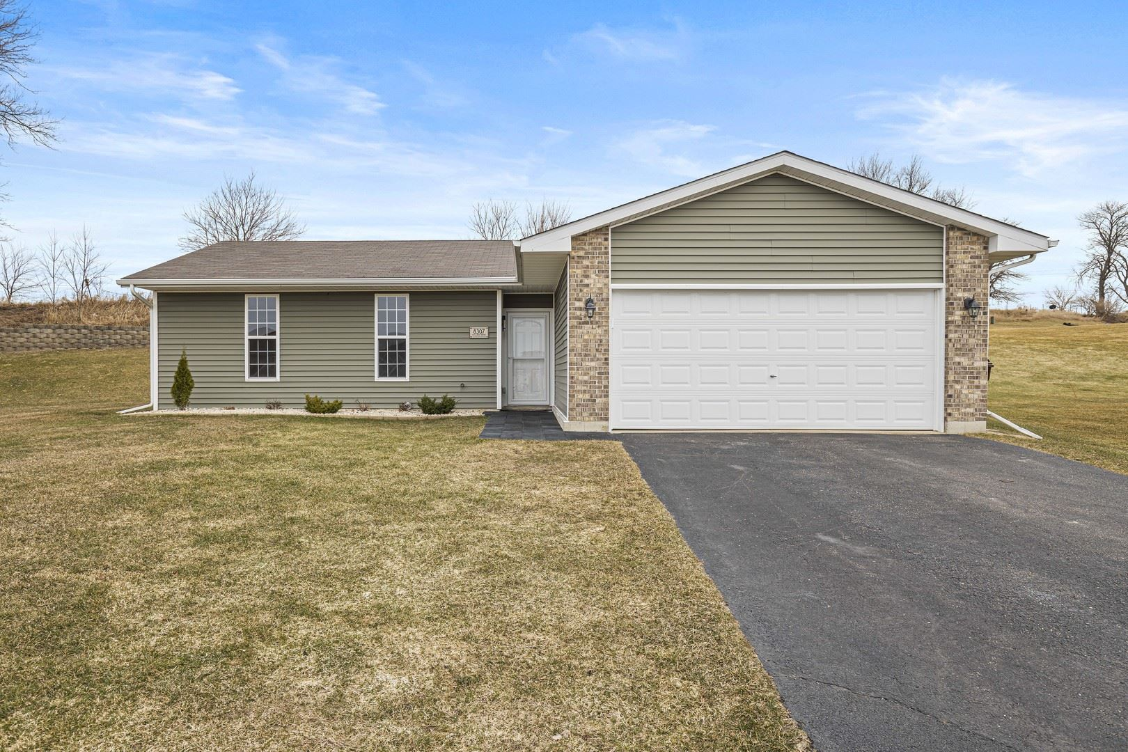 8307 Crooked Bend Road, Machesney Park, IL 61115 - #: 11024214