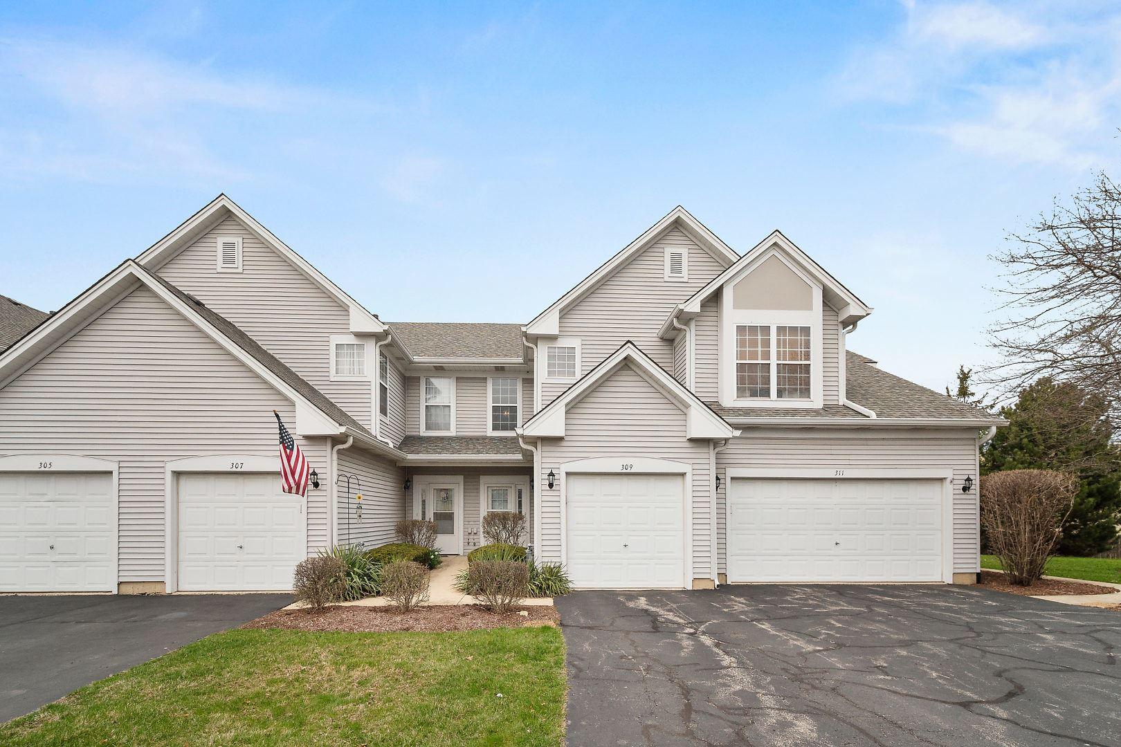 309 Huntington Court, Oswego, IL 60543 - #: 10687215