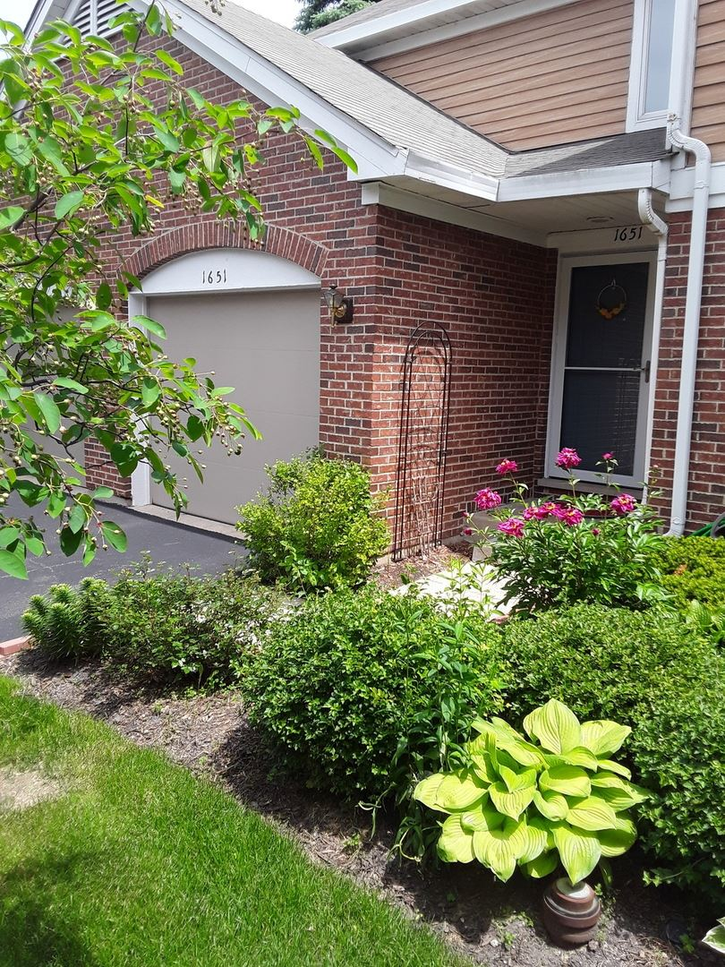 1651 N Courtland Drive #1651, Arlington Heights, IL 60004 - #: 10626216